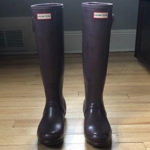 Hunter Original Tall Waterproof Boot